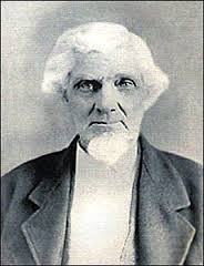 "William Smith, whose epic goatee is unjustifiably overlooked in the ""best beards in Mormon history"" discussions."