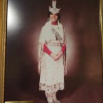 Vickie Bird, Miss Indian BYU, 1972