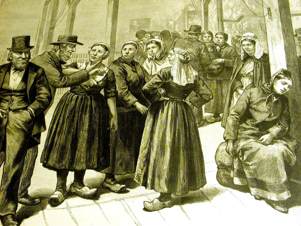 TheTwinRelicOfBarbarism FrankLesliesIllustratedNewspaper 1883Dec15 v57n1473p264t265 Angled detail